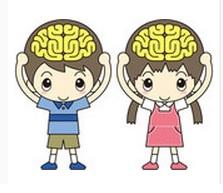 niños cerebro